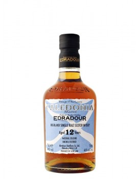 10 Anos Caledonia Un-chillfiltered - Edradour - Whisky - Perthshire