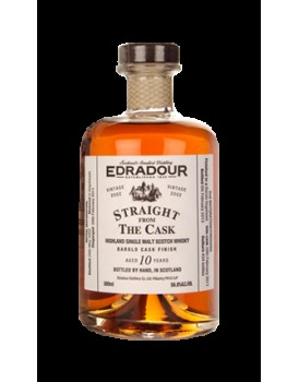 10 Anos Straight From The Cask - Edradour - Whisky - Perthshire