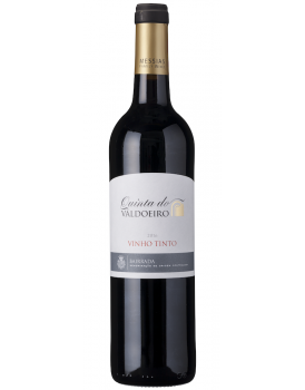 Bairrada Quinta do Valdoeiro Tinto 2016 - Caves messias - Vinho tinto - Bairrada
